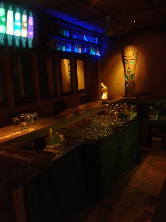 The Lava Lounge