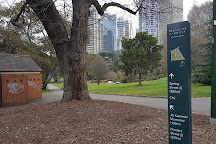 Treasury Gardens, Melbourne, Australia