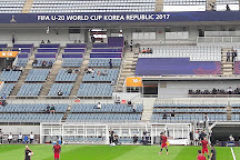 Jeju World Cup Stadium, Seogwipo, South Korea