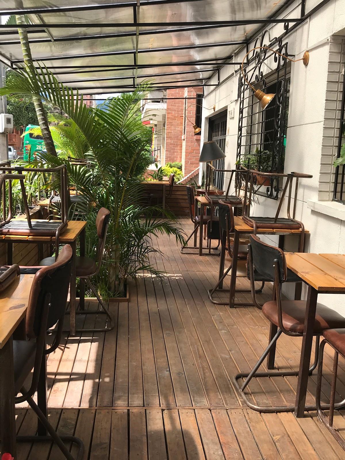 Cafe Zeppelin: A Work-Friendly Place in Medellin