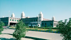 Administration Block hyderabad Mehran University of Engineering and Technology
