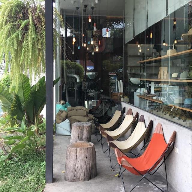 Coffee Roasting Division of Pladib