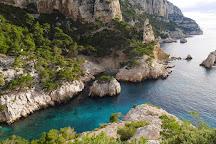 Calanque du Sugiton, Marseille, France