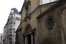 Eglise Notre Dame de Grace de Passy, Paris, France