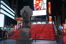 Father Duffy statue, New York City, United States
