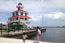Lake Pontchartrain, New Orleans, United States