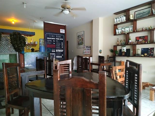 Tuna Bistrot restaurante vegetariano