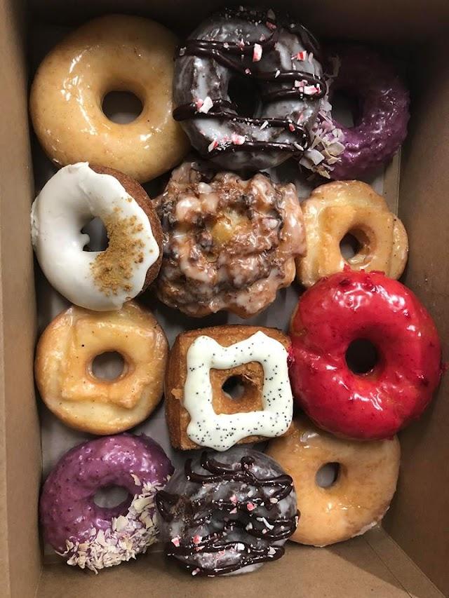 Dipper Donuts