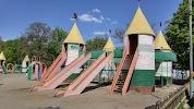 Детский парк на фото Павлограда
