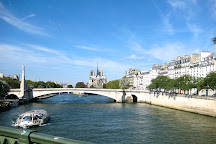 Pont de Sully, Paris, France