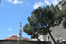 Obelisco dell'Immacolata, Naples, Italy