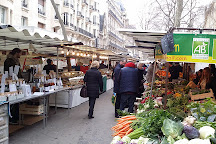 Marche Raspail, Paris, France