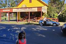 The Yellow Shed, Bellingen, Australia