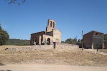 Capella de Santa Maria del Grau, Fonollosa, Spain