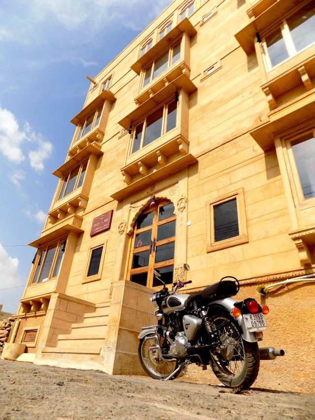 The Secret House Jaisalmer