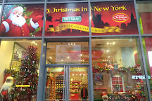 Christmas in New York, New York City, United States