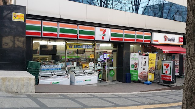 7 eleven souel Korea