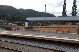 Станция  Arna stasjon
