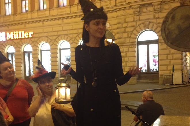 Upper Town Witches Zagreb Tour, Zagreb, Croatia