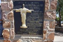 El Cristo de la Concordia, Cochabamba, Bolivia