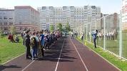 стадион школы № 132, Взлетная улица, дом 9 на фото Барнаула