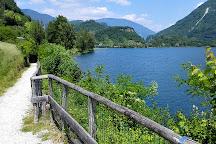 Lago di Corlo, Arsie, Italy