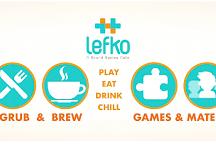 Lefko - A Board Games Cafe, Johor Bahru, Malaysia