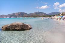 Spiaggia di Campulongu, Villasimius, Italy