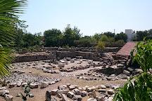 Mausoleum of Halicarnassus, Bodrum City, Turkey
