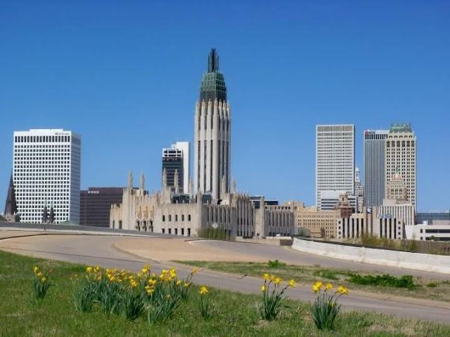 Downtown Tulsa ok
