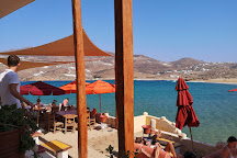 Ftelia Beach, Mykonos Town, Greece