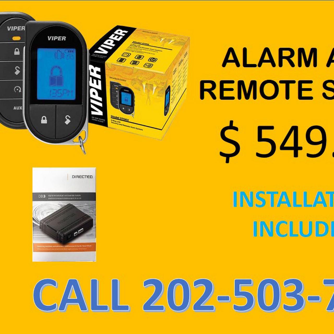 Lebron S Car Audio Security Car Audio Security System Installer Takoma Park