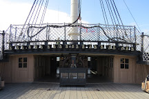 The Mary Rose, Portsmouth, United Kingdom