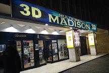 Cinema Madison Roma, Rome, Italy
