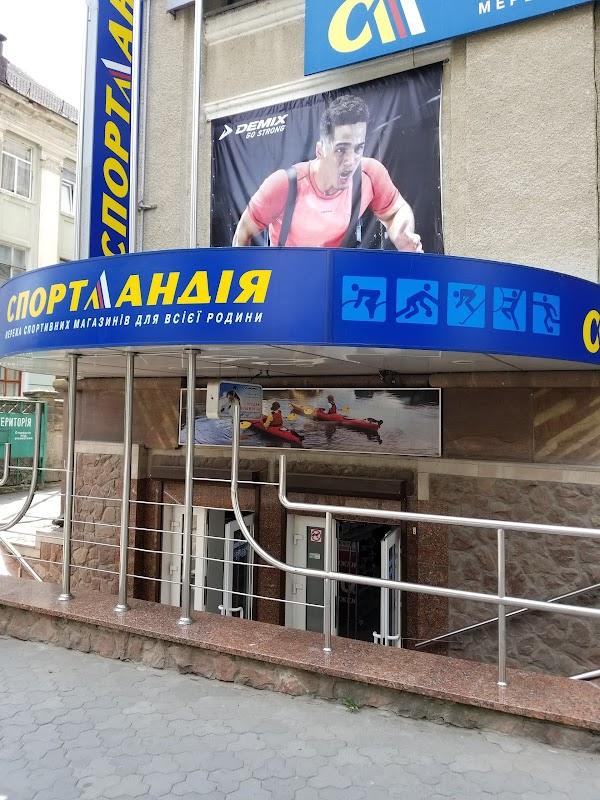 36152686526752 Спортландія, бульвар Тараса Шевченка, 12, Тернопіль, Тернопільська ...