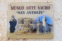 Museo de Arte Sacro San Antolin, Tordesillas, Spain