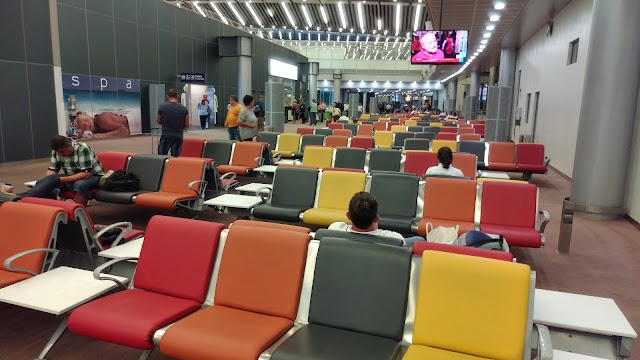 Sir Seewoosagur Ramgoolam Airport