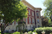 Reddick Mansion and Gardens, Ottawa, United States