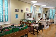 Bibliotheque Municipale de Cassis, Cassis, France