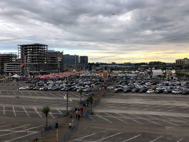 Parking for Night Market