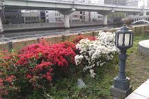 Yodoya Bridge, Osaka, Japan