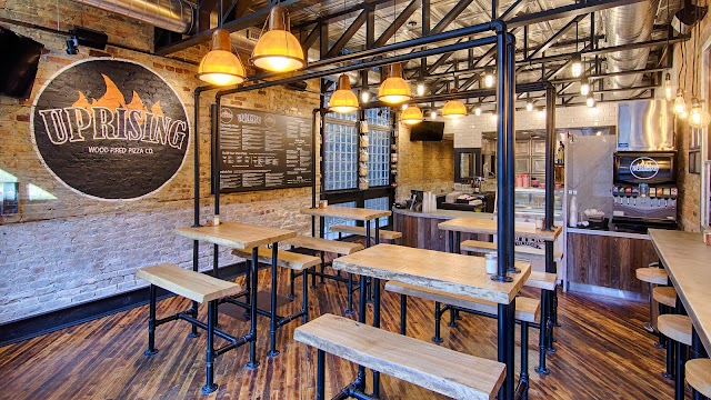 Uprising Wood Fired Pizza Co.