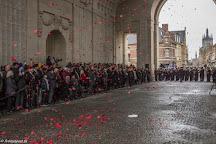 Last Post, Ieper (Ypres), Belgium