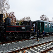 Железнодорожная станция  Jablonec Nad Nisou