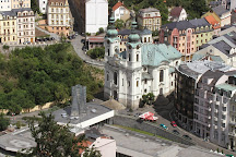 Church of St. Mary Magdalene, Karlovy Vary, Czech Republic