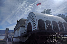 SS Sicamous Heritage Park, Penticton, Canada