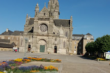 Basilique de Sainte Anne D'auray, Sainte-Anne-d'Auray, France