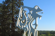 Sculpture Park Engelbrecht, Thionne, France