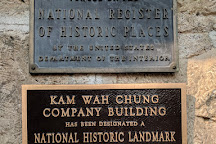 Kam Wah Chung State Heritage Site, John Day, United States