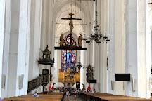 St. Mary's Church, Gdansk, Poland